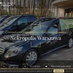 Zakład Pogrzebowy Warszawa Bielany, Żoliborz - Usługi pogrzebowe NEKROPOLIS