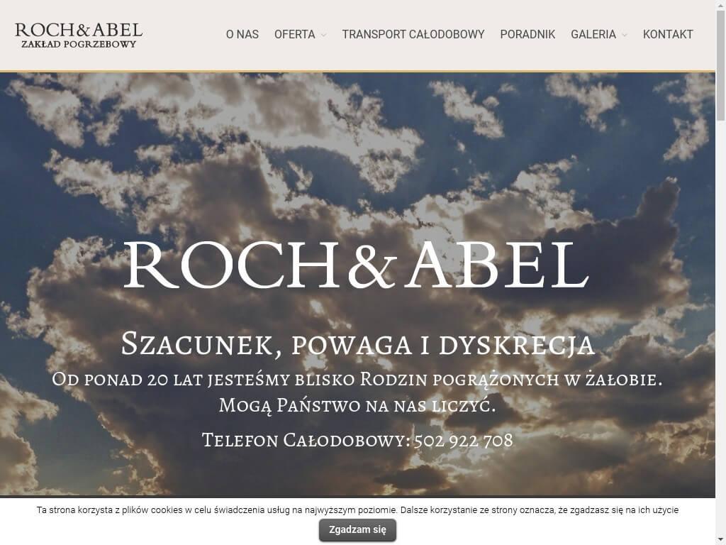Zakład pogrzebowy Wrocław Roch&Abel _ Pogrzeby, usługi pogrzebowe