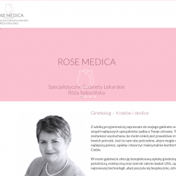 Ginekolog Kraków, USG - ROSE MEDICA
